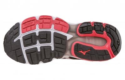 Chaussures de Triathlon Femme Mizuno WAVE INSPIRE 11 Noir / Rouge