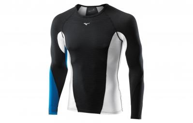 mizuno maillot virtual body g1 noir bleu xxl