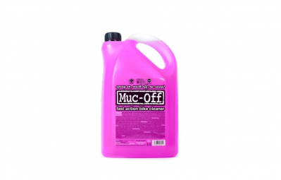 Muc off nettoyant velo biodegradable bike cleaner 5 litres