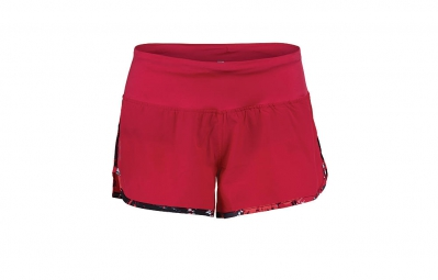 ZOOT 2015 a corsa breve femme RUN PCH SKIRT_Red