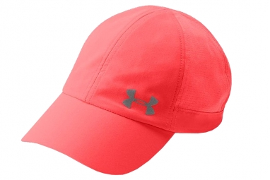 Under Armour Fly By Cap 1306291-820 Rose