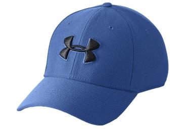 UA Men's Blitzing 3.0 Cap  1305036-400 Bleu
