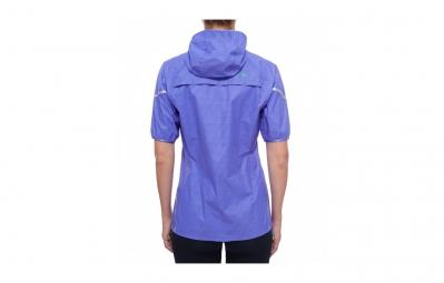 the north veste impermeable ultra lite violet femme xs