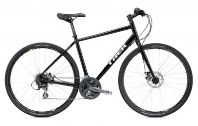 TREK 2015 Vélo de ville Complet 7.2 FX DISC Noir