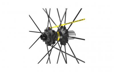 mavic 2016 roue arriere crossmax sl pro 27 5 axe 142x12mm 135x12mm 135x9mm corps de