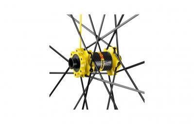 MAVIC 2016 Paire de roues CROSSMAX SL PRO LTD WTS 27.5'' | Axes 15x100mm - 9x100mm Av | 142x12mm - 135x12mm - 135x9mm Ar | Corps de Roue-Libre Shimano | Pneus Crossmax Pulse 2.10''