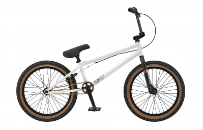 GT 2015 BMX Complet WISE XL Blanc Satin