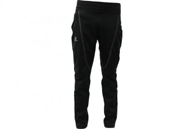 Salomon equipe vision pant m 363233 homme pantalon noir m