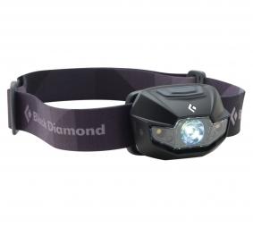 BLACK DIAMOND Lampe Frontale SPOT Noir