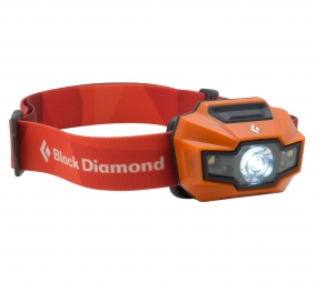 BLACK DIAMOND Lampe Frontale STORM Orange