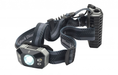 BLACK DIAMOND Lampe Frontale ICON Noir