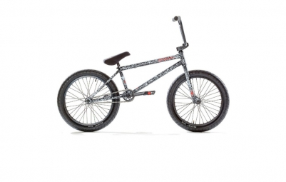 VOLUME BMX Complet BROC RAIFORD Black Splatter