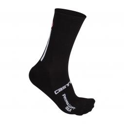 castelli paire de chaussettes primaloft 13 noir 35 39