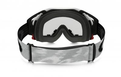 Masque Oakley AIRBRAKE MX Transparent Blanc