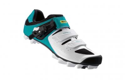 chaussures vtt femme mavic crossride sl elite 2016 bleu moorea 40