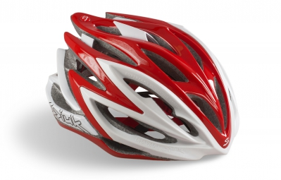 SPIUK 2014 Helmet DHARMA Red/White