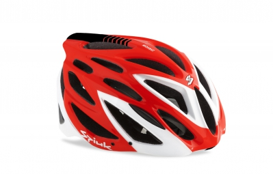 Casque spiuk 2016 zirion rouge blanc taille 53 61cm