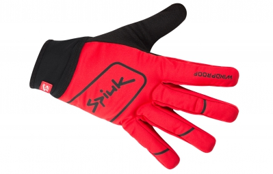 SPIUK Gants XP LIGHT Rouge Noir