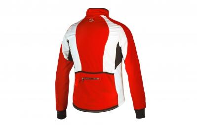 spiuk veste manches longues team rouge blanc xl