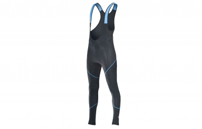 spiuk cuissard long velo race bib noir bleu xxl