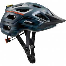 casque all mountain mavic crossride gris orange s 51 56 cm