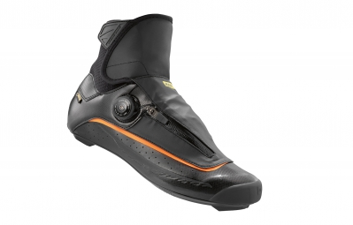 chaussures route mavic ksyrium pro thermo 2017 noir 46