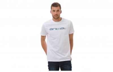 ANIMAL T-Shirt CLASSICO White
