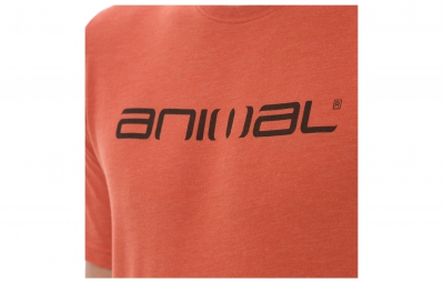 ANIMAL T-Shirt MARRLY Orange