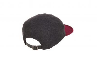 ANIMAL Casquette VERITEE Gris Rouge
