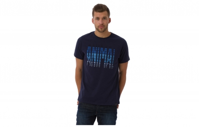Tier T-Shirt LEADE Blau