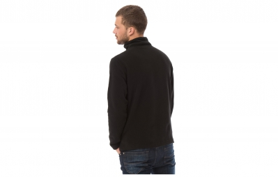 ANIMAL Sweat Polaire PRUDHOES Noir