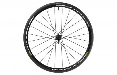 mavic 2016 roue arriere ksyrium disc shimano sram pneu yksion elite 25mm centerlock