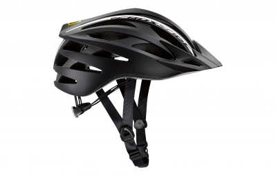 casque all mountain mavic crossride sl elite noir s 51 56 cm