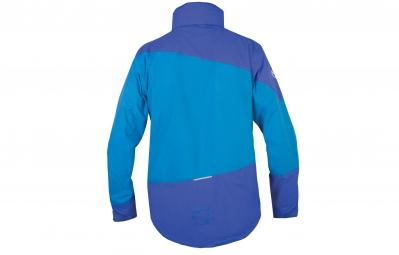 veste impermeable endura singletrack bleu m