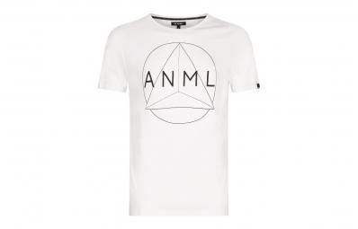 ANIMAL T-Shirt LONGITUDE Blanc
