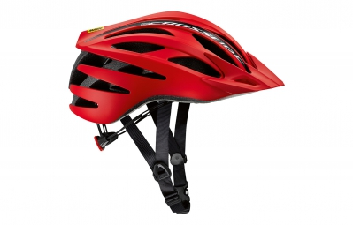 casque all mountain mavic crossride sl elite rouge m 54 59 cm