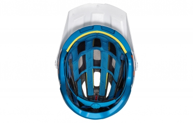 casque all mountain mavic crossmax pro 2016 blanc bleu s 51 56 cm