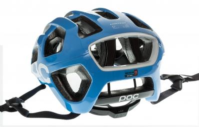 Casco Poc Octal RACEDAY Bleu