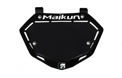 MAIKUN 3D Mini Race Plate - Black