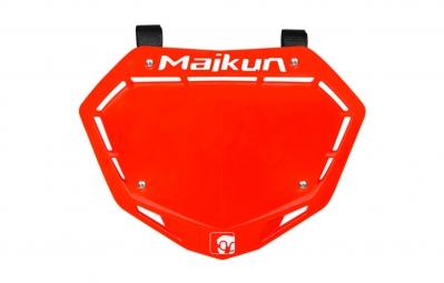 MAIKUN Plaque 3D Pro Rouge