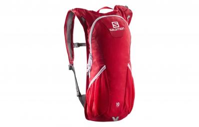 a51dbc0013 SALOMON Bag TRAIL 10 BRIGHT RED White NS