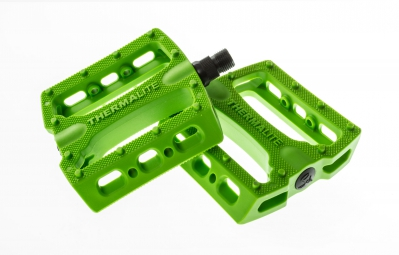 STOLEN Pedals THERMALITE Green