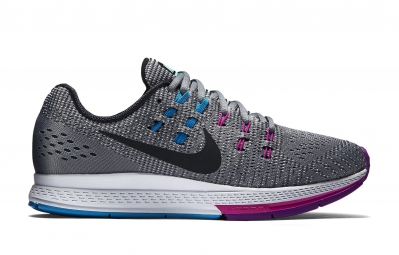 NIKE AIR ZOOM STRUCTURE 19 Gris Femme