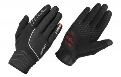 gripgrab gants hurricane noir m