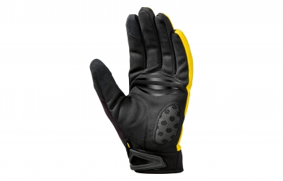 mavic paire de gants crossmax thermo jaune xl