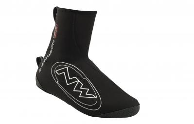 Paire de Couvres-Chaussures Néoprène NORTHWAVE SONIC HIGHT Noir