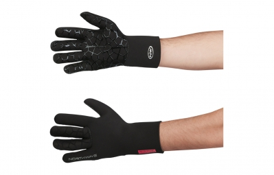 Northwave paire de gants longs neoprene noir xl