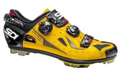 Chaussures vtt dragon 4 srs jaune noir 41