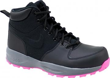 Nike Manoa Lth GS 859412-006 Enfant mixte Chaussures de randonnée Rose