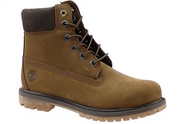 Timberland 6 Premium Boot A19RI Femme Chaussures de randonnée Brun